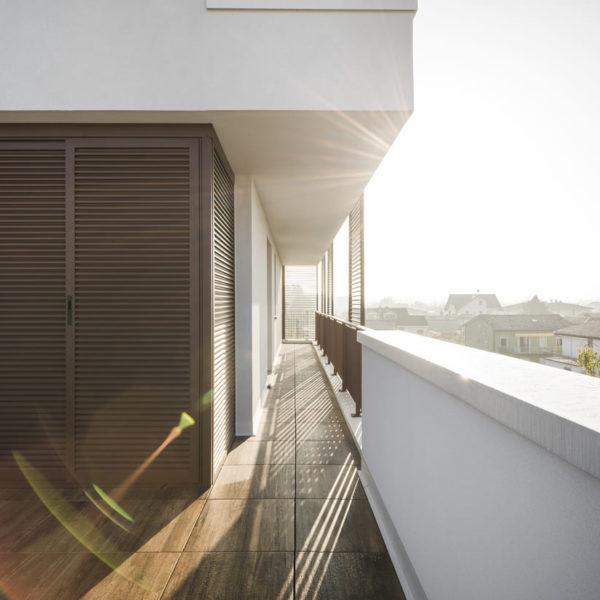 Vendita diretta appartamenti e case - GMP Immobiliare Padova - Terrazzo dettaglio